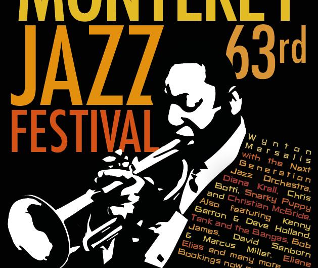 Monterey Jazz Festival – Print & Online Promotion